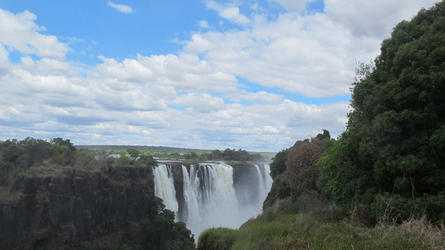 How To Visit Victoria Falls On A Budget
