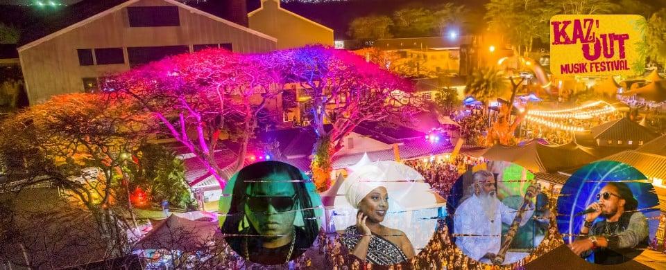 Kaz'Out Musik Festival Music Festival in Mauritius