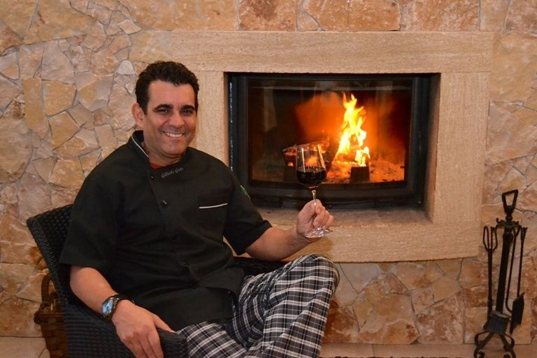 Meet the owner: Gilberto Gato, Restaurante Hexagone