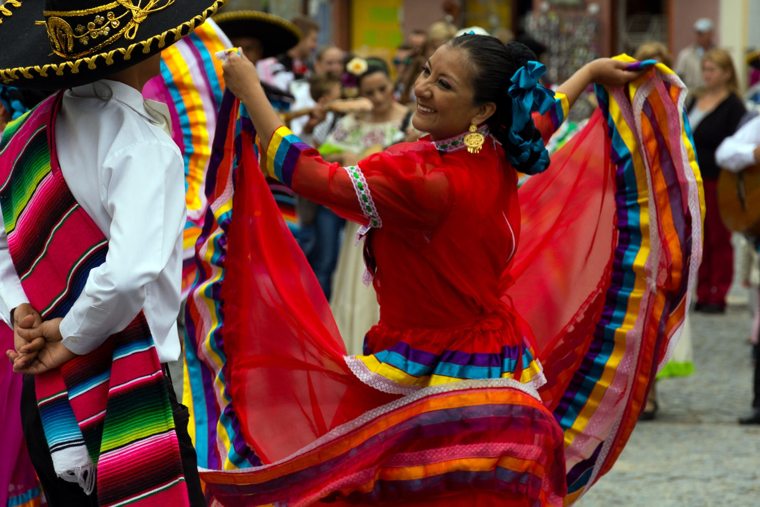 Mexico: Fiesta, Mexico celebrates all year round!
