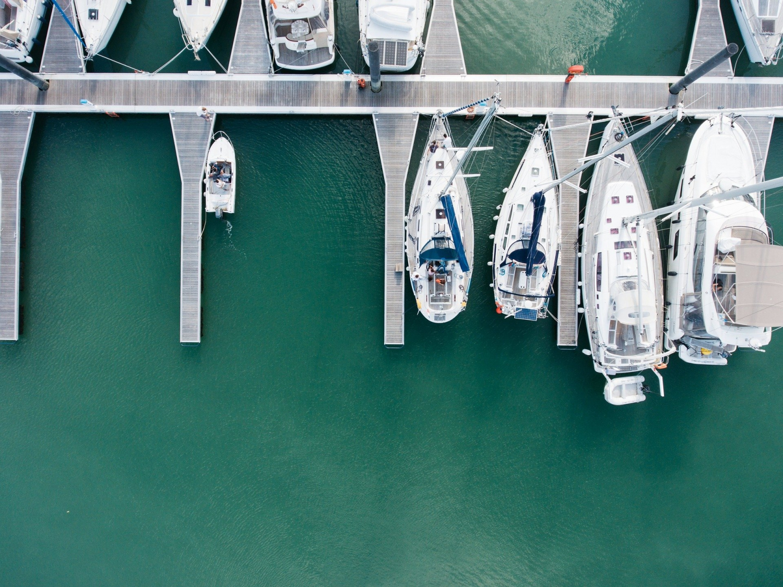 Ports & Marinas in Montenegro