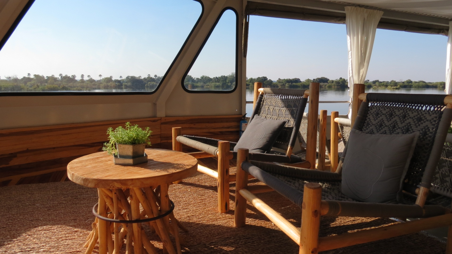 Pure Africa Cruise Experience Victoria Falls