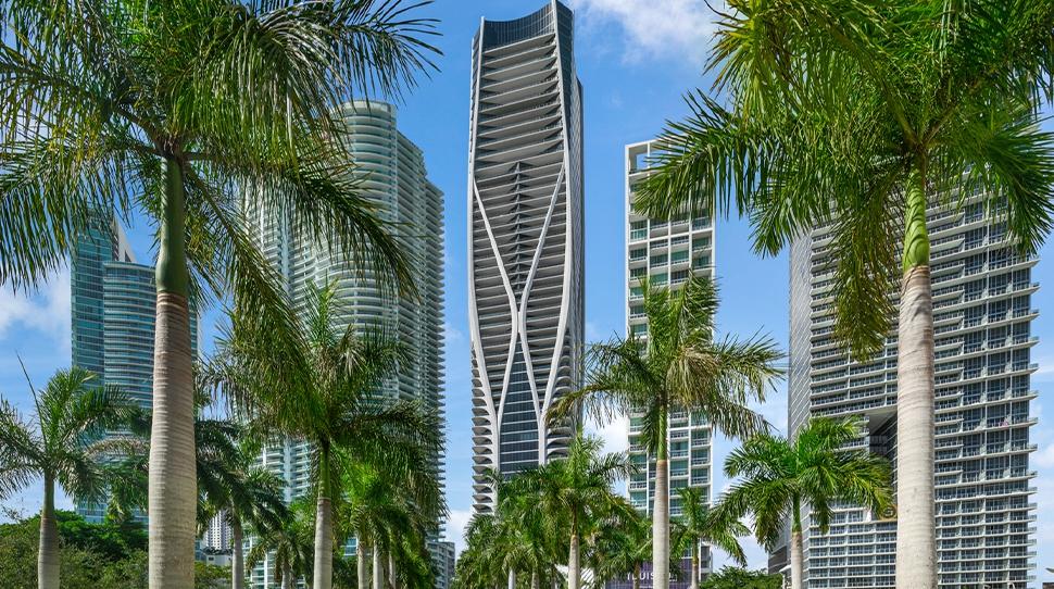 Quarantine In Style At This Hotel-Like Miami Condo