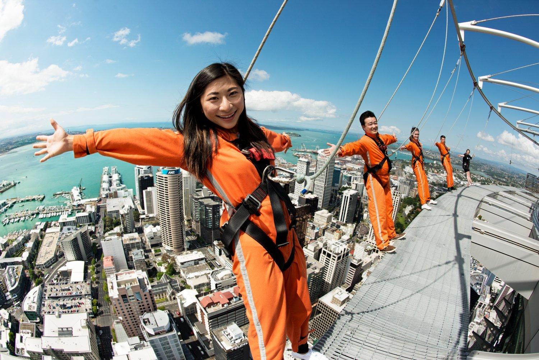 Sky Tower SkyWalk