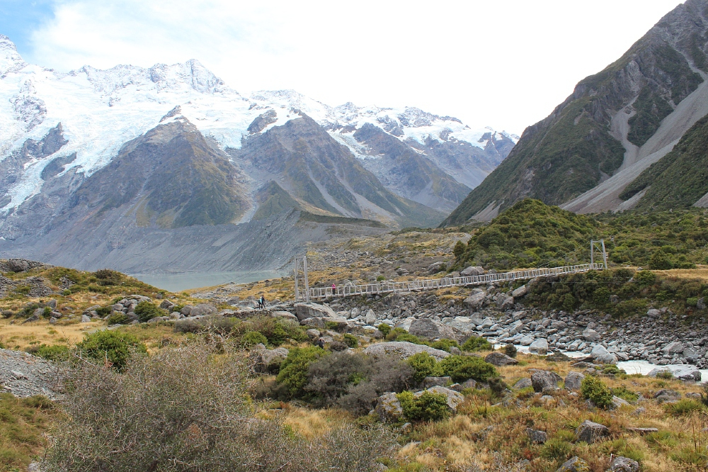 The Hooker Valley Walk