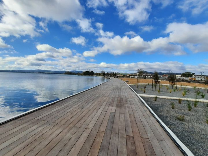 The New Rotorua Lakefront Development