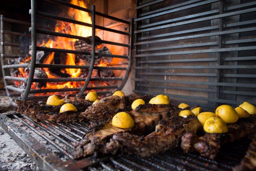 The true taste of the Argentinean roast