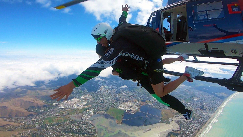 Top 7 Adrenaline Activities in Christchurch