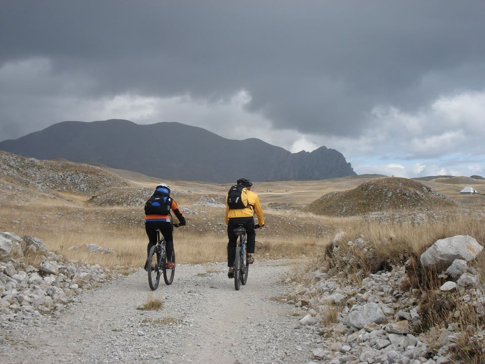 Top Cycling Trails in Montenegro