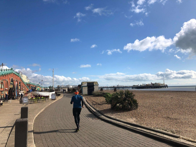 Top Running Routes in Brighton
