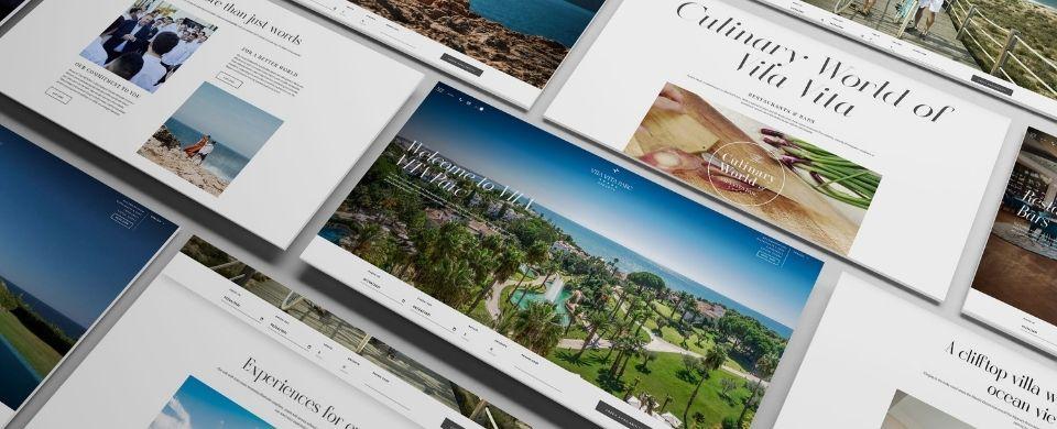 VILA VITA Parc launches new website
