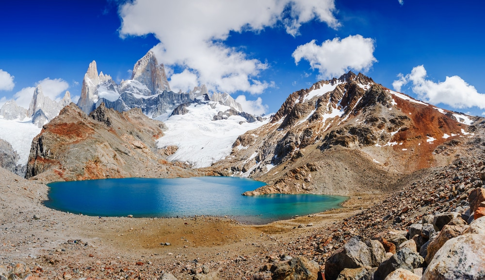 What to see in El Chaltén in 3 days - routes for mountaineers and hikers