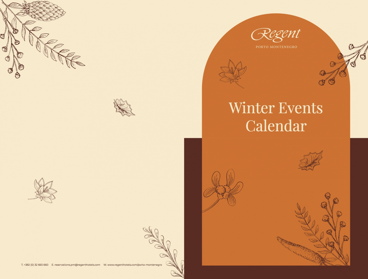 Winter Events Calendar
