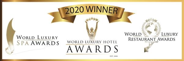 World Luxury Hotel Awards 2020 - Winner The Chedi Lustica Bay