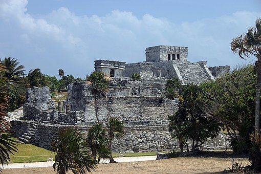 Yucatan. How to live without a soul that has been kidnapped by demons?