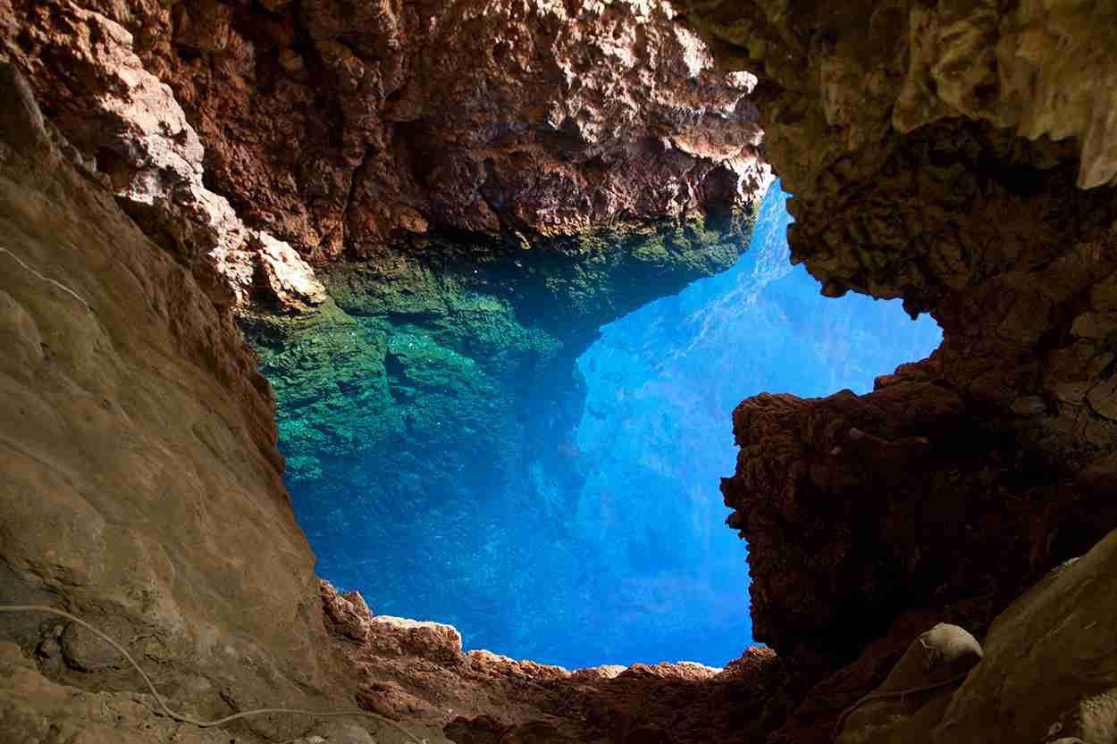 Zimbabwe Caves To Explore
