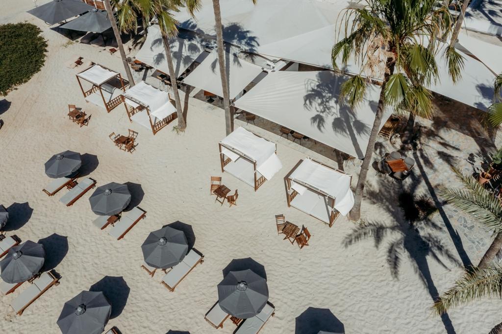 Isola Beach Bar at Nissi Beach
