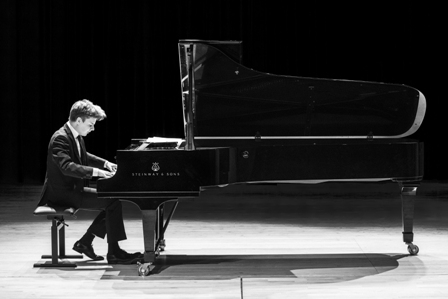 Piano Recital with OSSI TANNER - 8 April
