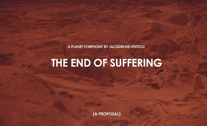 Cinema night- The End of Suffering