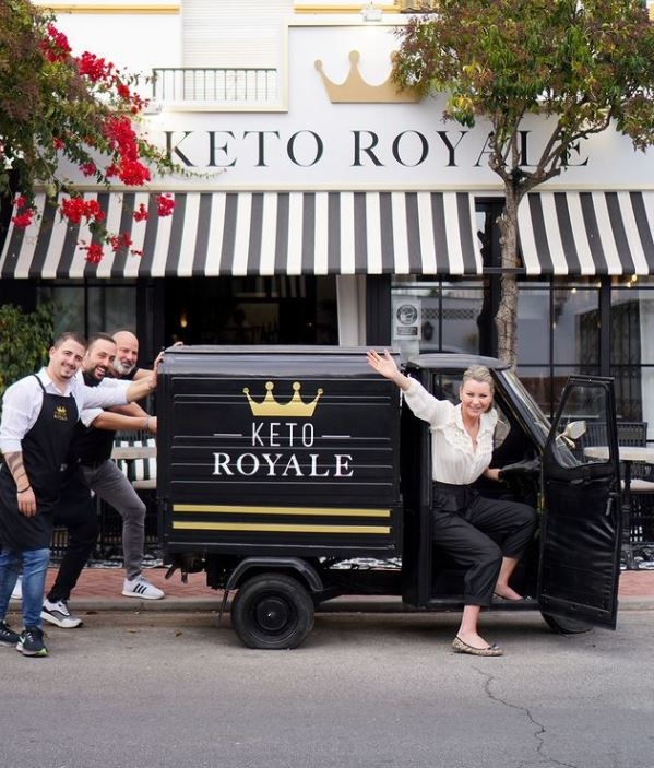 Keto Royal Cafe