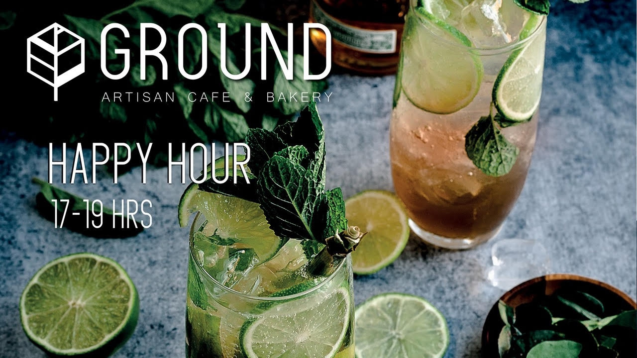 Happy Hour At Ground
