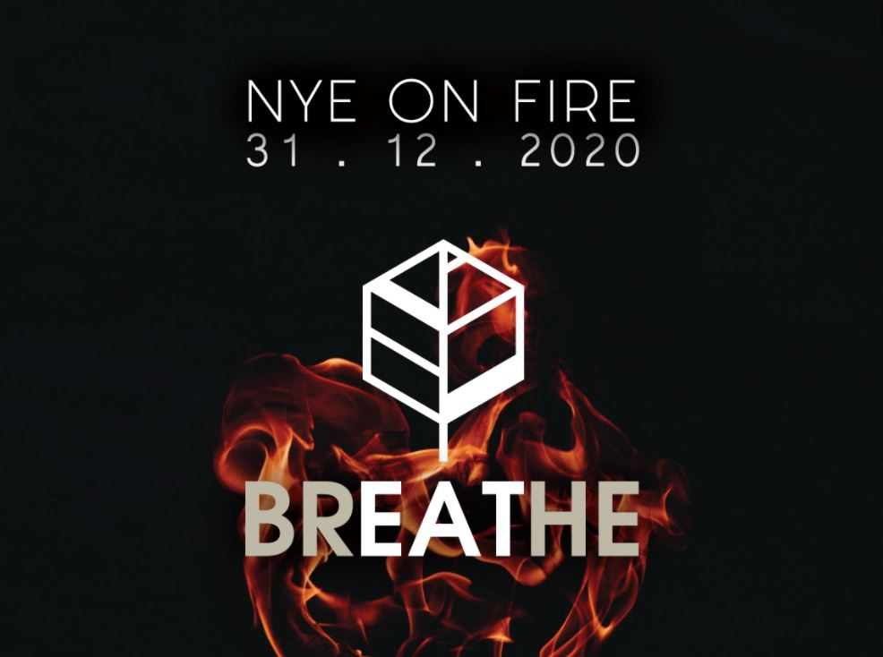 New Years Eve @ Breathe