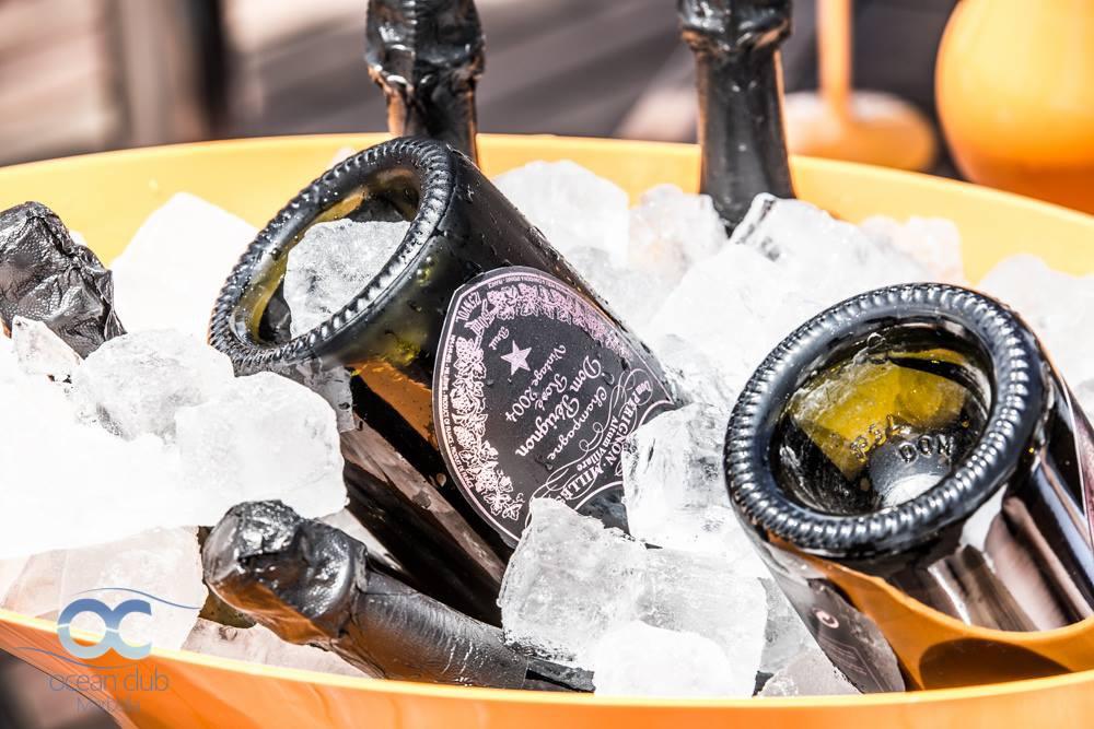 Ocean Club Marbella Champagne Party 2021