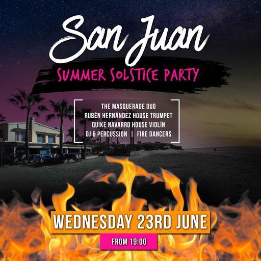 San Juan 2021 at The Beach House