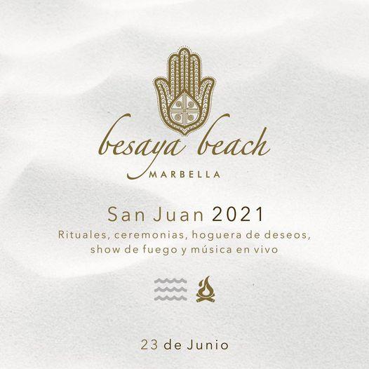 San Juan at Besaya Beach