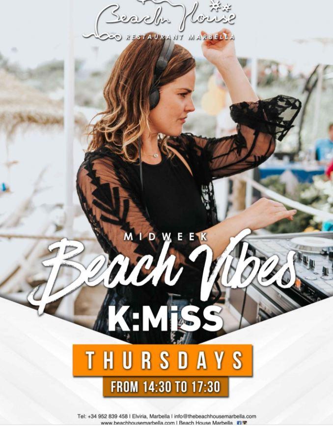 Thursdays at The Beach House