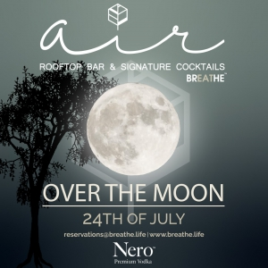 Over the Moon at Air