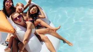 Pool Party at Paloma Blanca Boutique Hotel