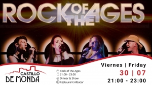 Rock of the Ages Dinner & Show