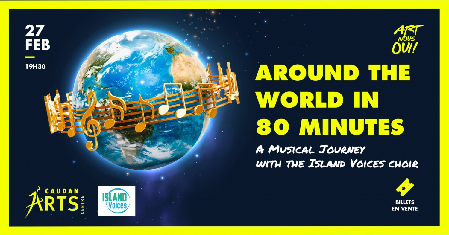 AROUND THE WORLD IN 80 MINUTES FEB SESSION