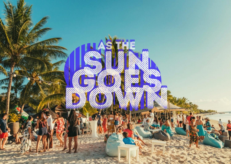 As The Sun Goes Down ft. LP x PLP x Sara b2b Brice x Dimitri Ducasse