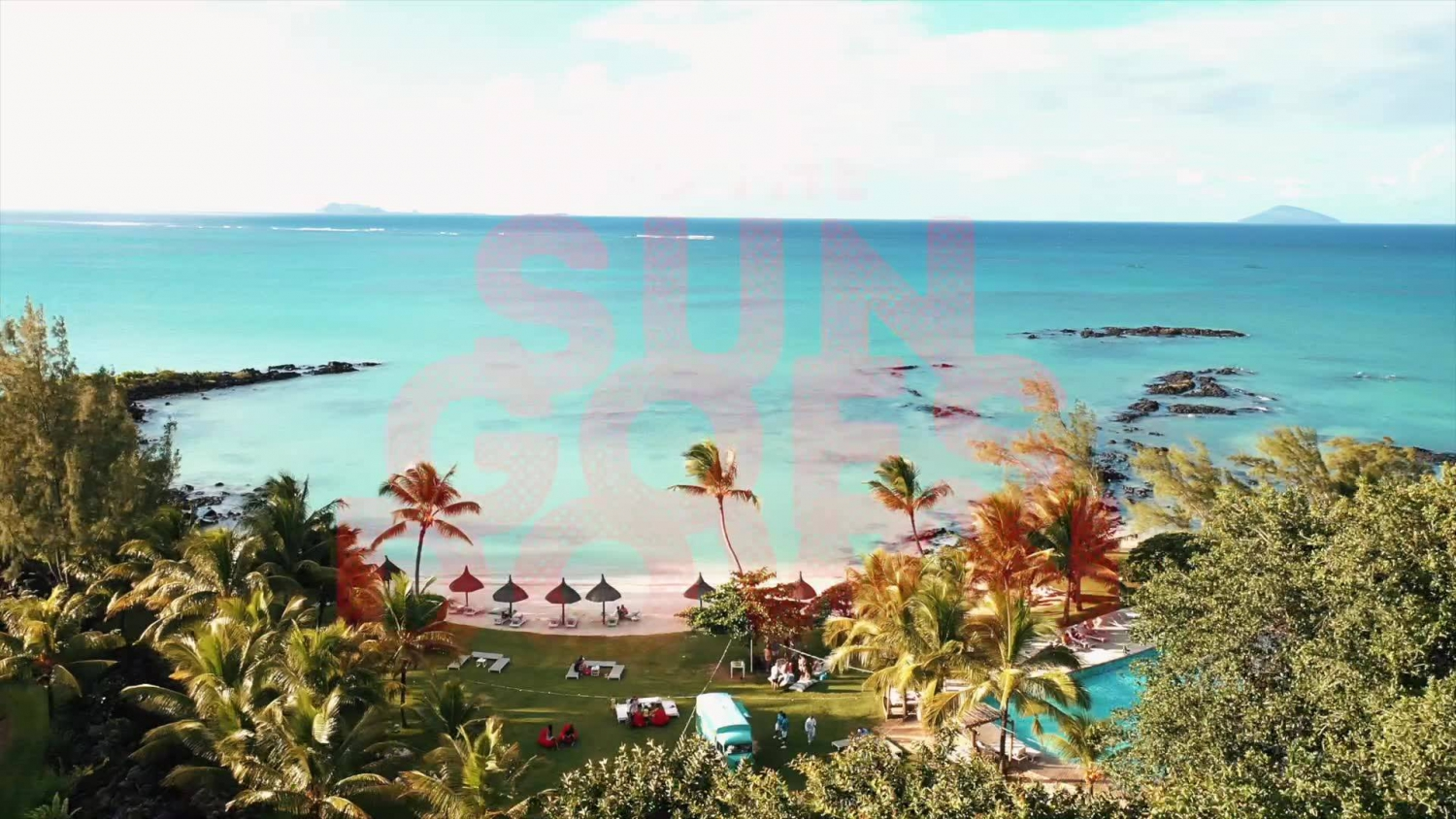 As The Sun Goes Down Ft. Revival Mauritius