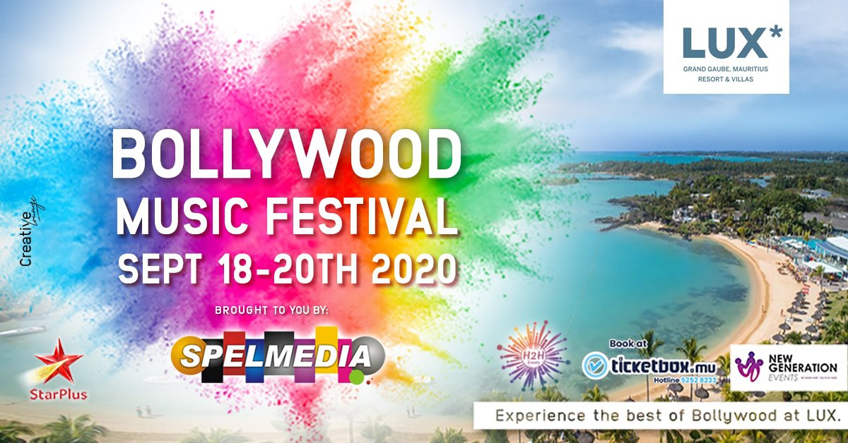 Bollywood Music Festival - Experience the best of Bollywood