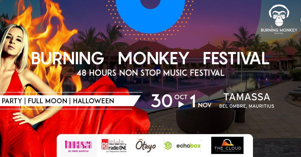 Burning Monkey Festival at Tamassa Resort