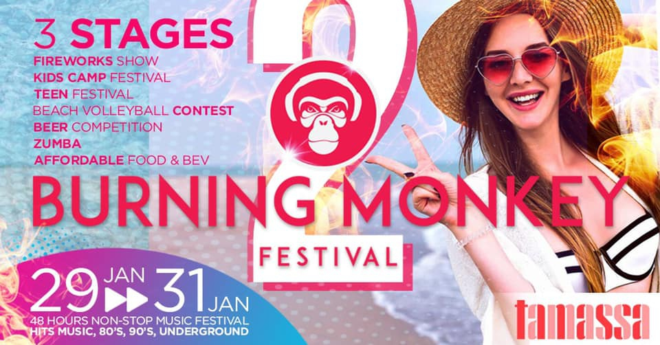 Burning Monkey Festival Chapter 2