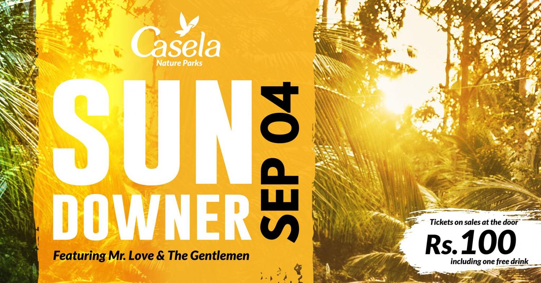 Casela Sundowner feat. Mr. Love & The Gentlemen