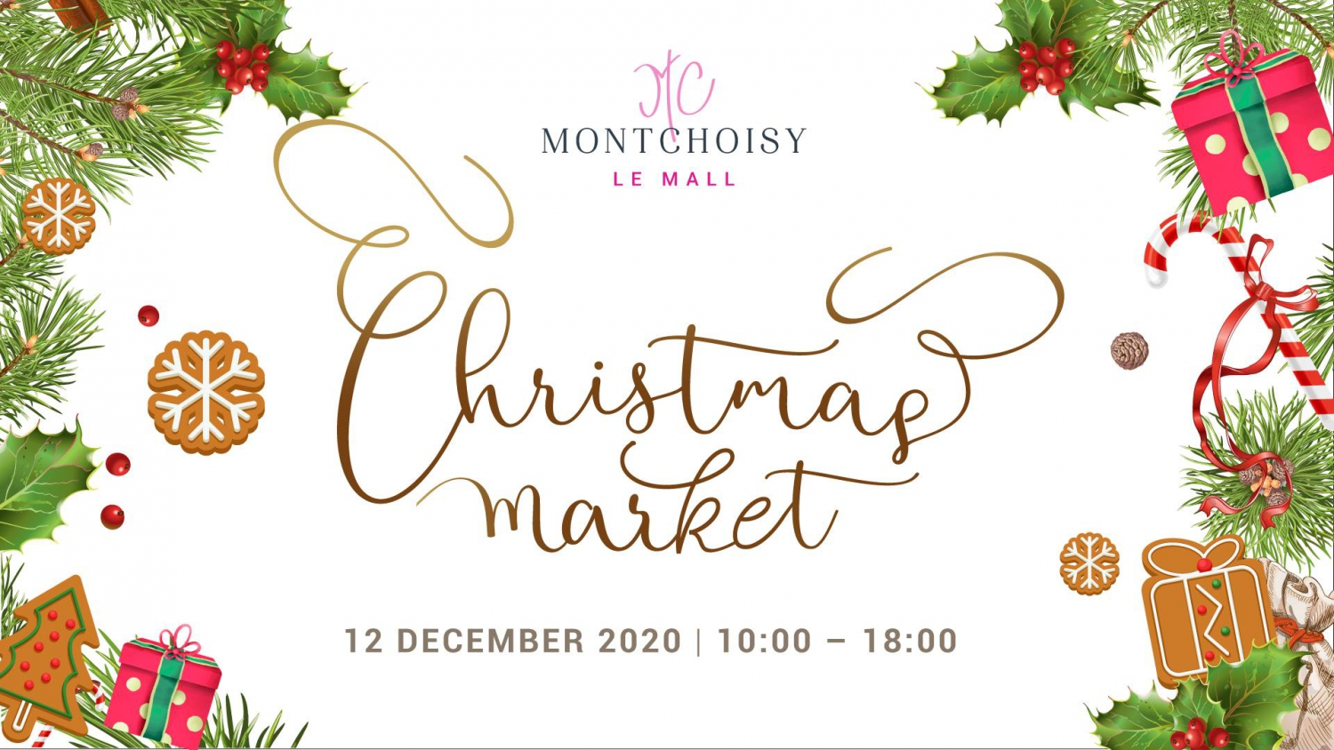 Christmas Market 2020 at Mont Choisy Le Mall
