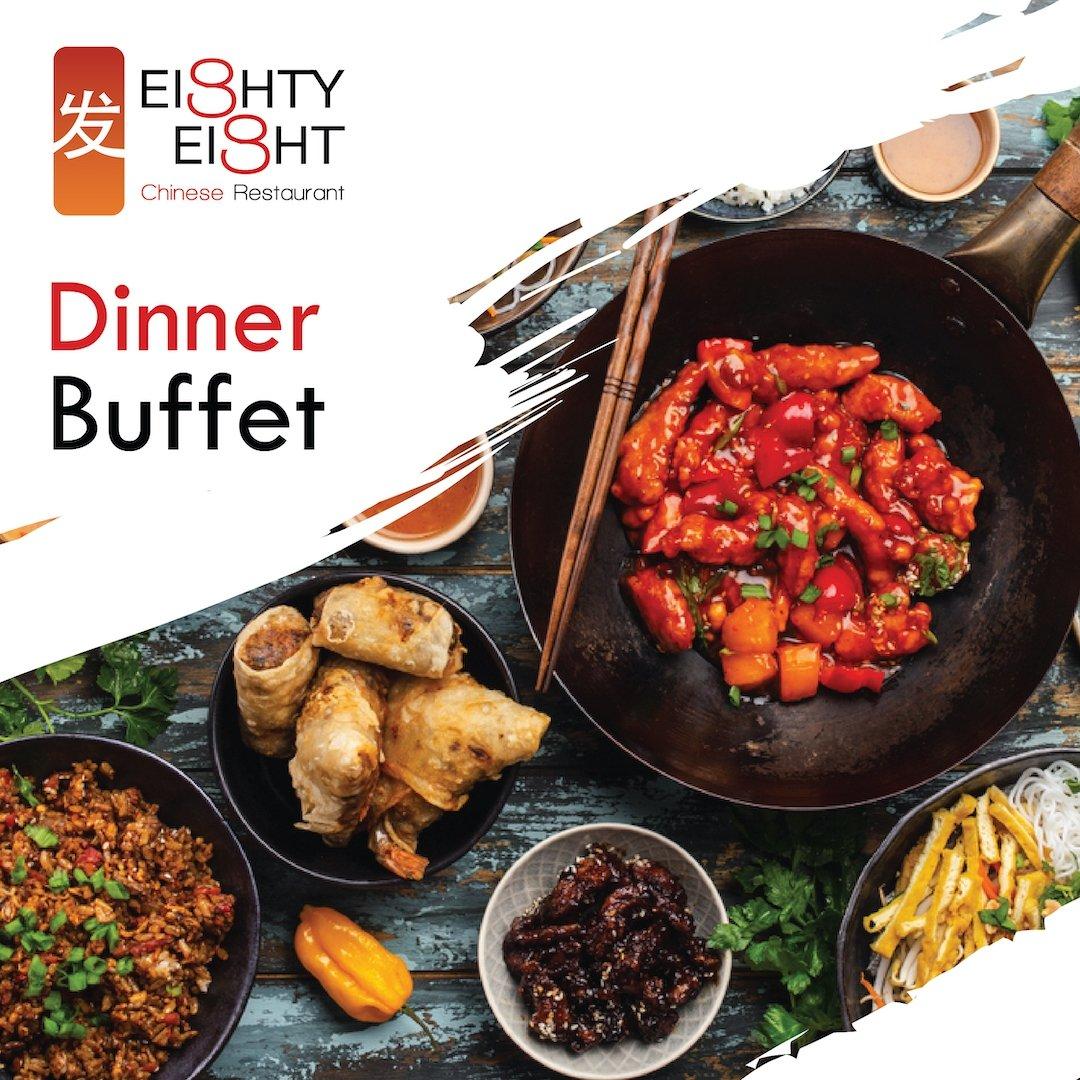 Dinner Buffet at Eighty Eight 2