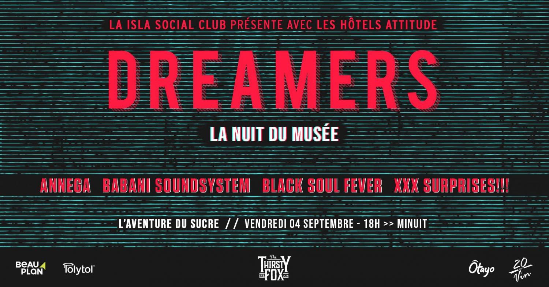 Dreamers - La Nuit du Musée