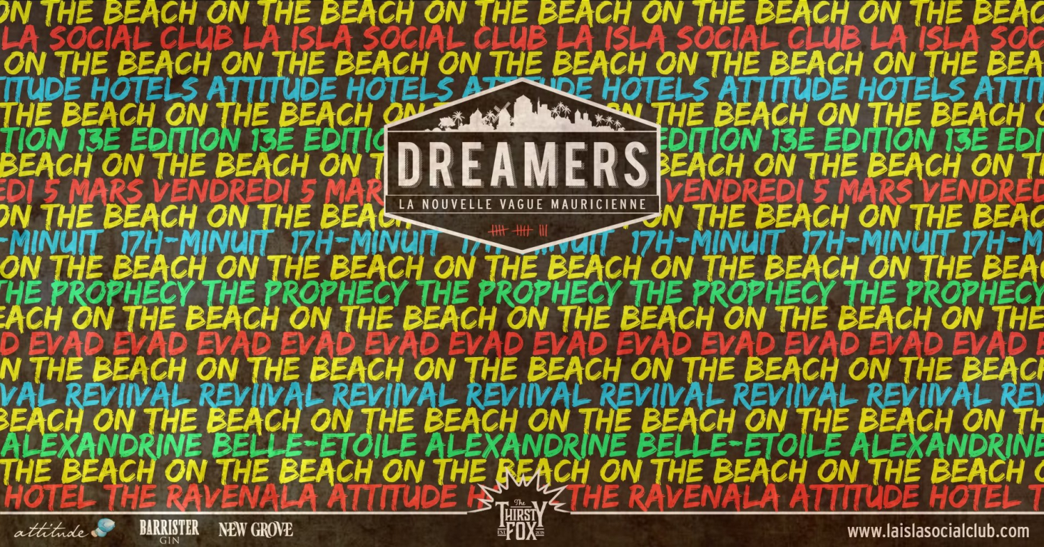 Dreamers - On the Beach