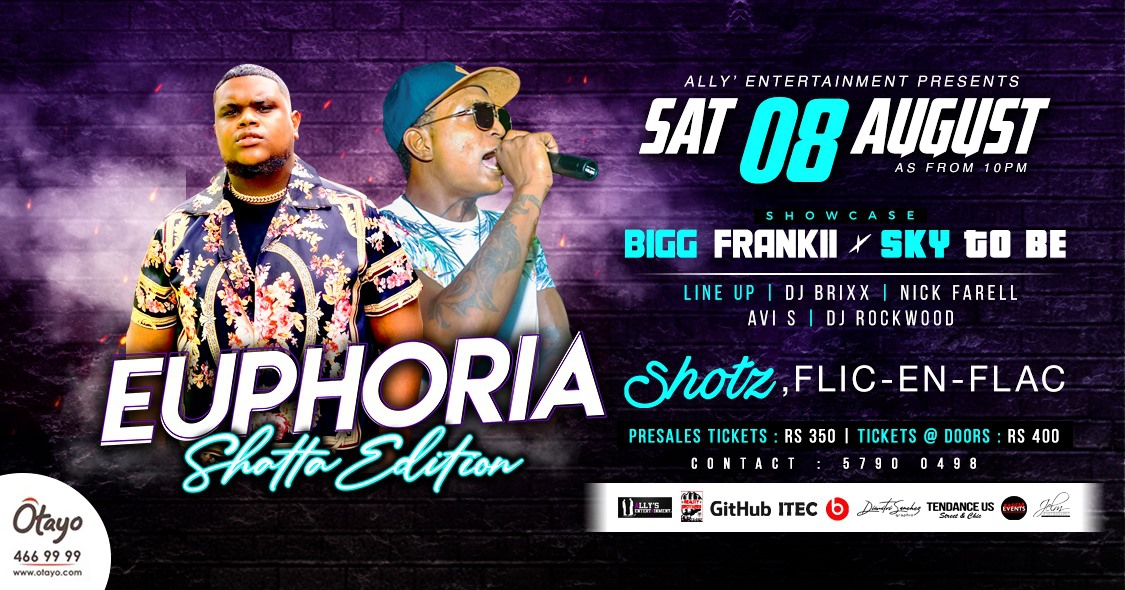 Euphoria (Shatta Edition) Sky To Be & Bigg Frankii