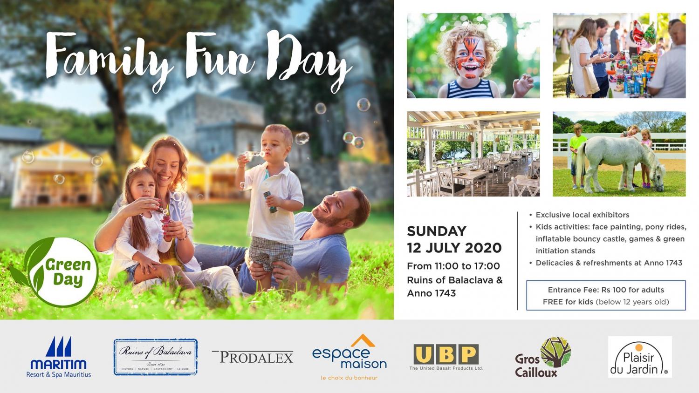 Family Fun Day at ANNO 1743