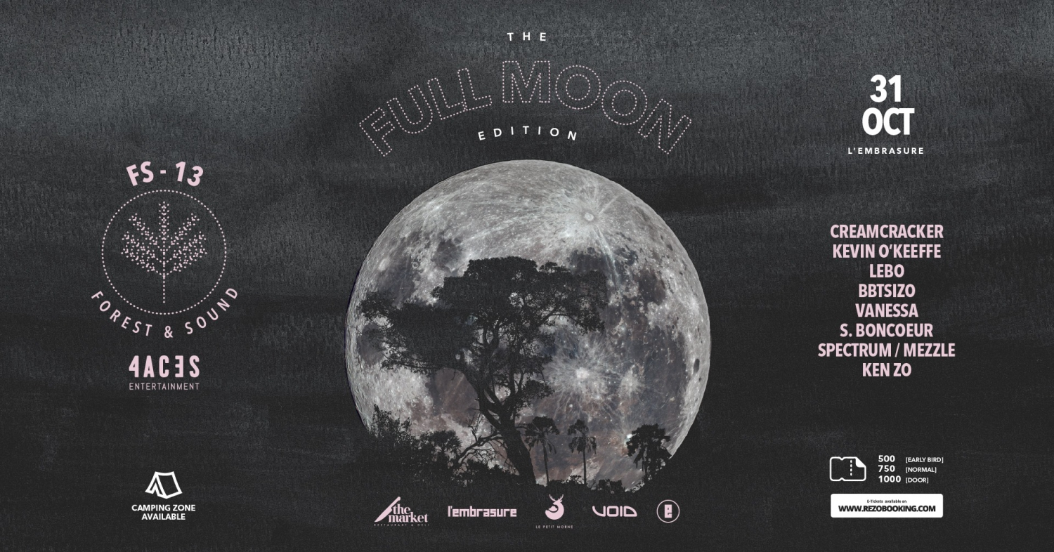 FS-13 : FULL MOON EDITION