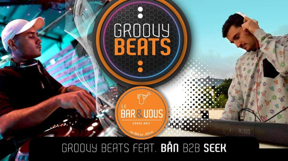 Groovy Beats feat. Bån b2b Seek