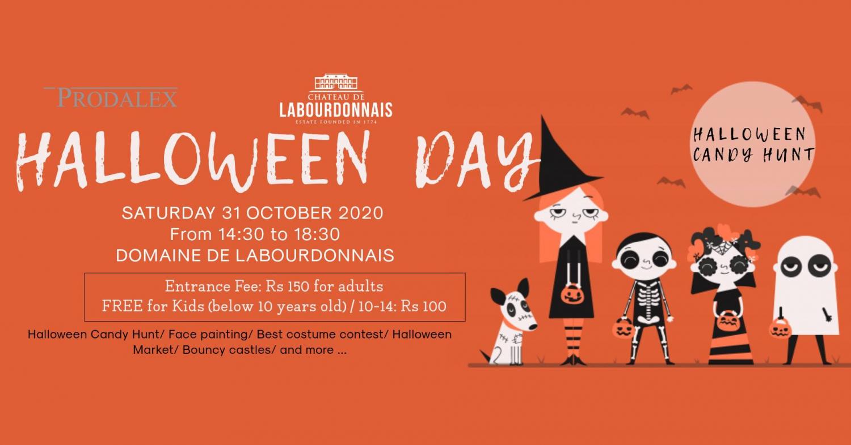 Halloween Candy Hunt