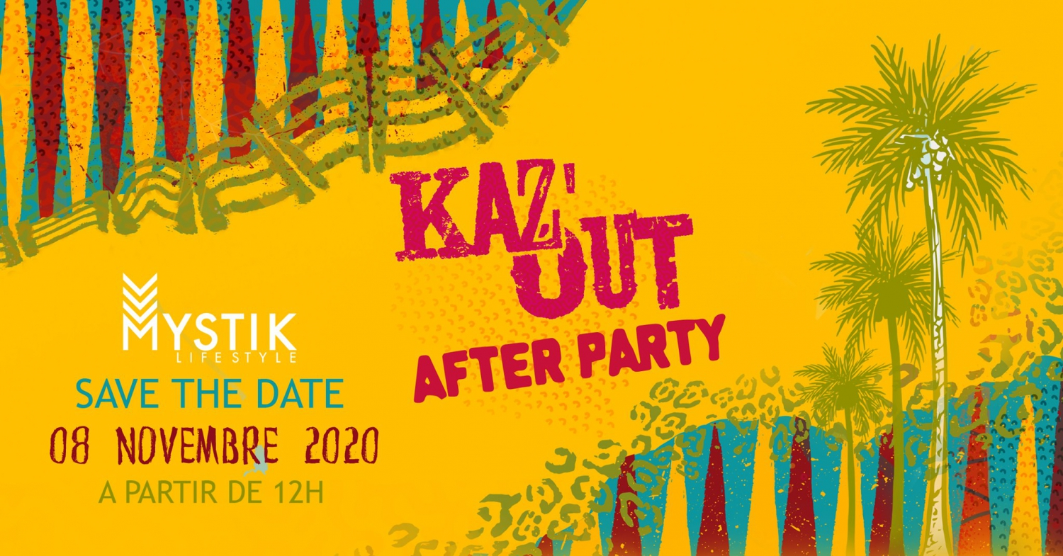 Kaz'Out After Party 2020